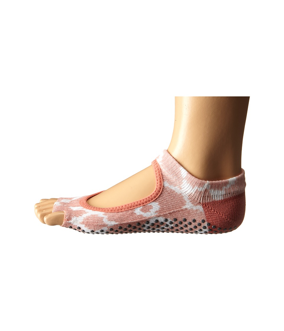 toesox - Bella Half Toe w/ Grip 1-Pair Pack (Shine) Women's Low Cut Socks Shoes