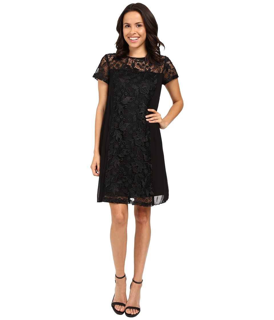 Adrianna Papell Lace Shift Dress