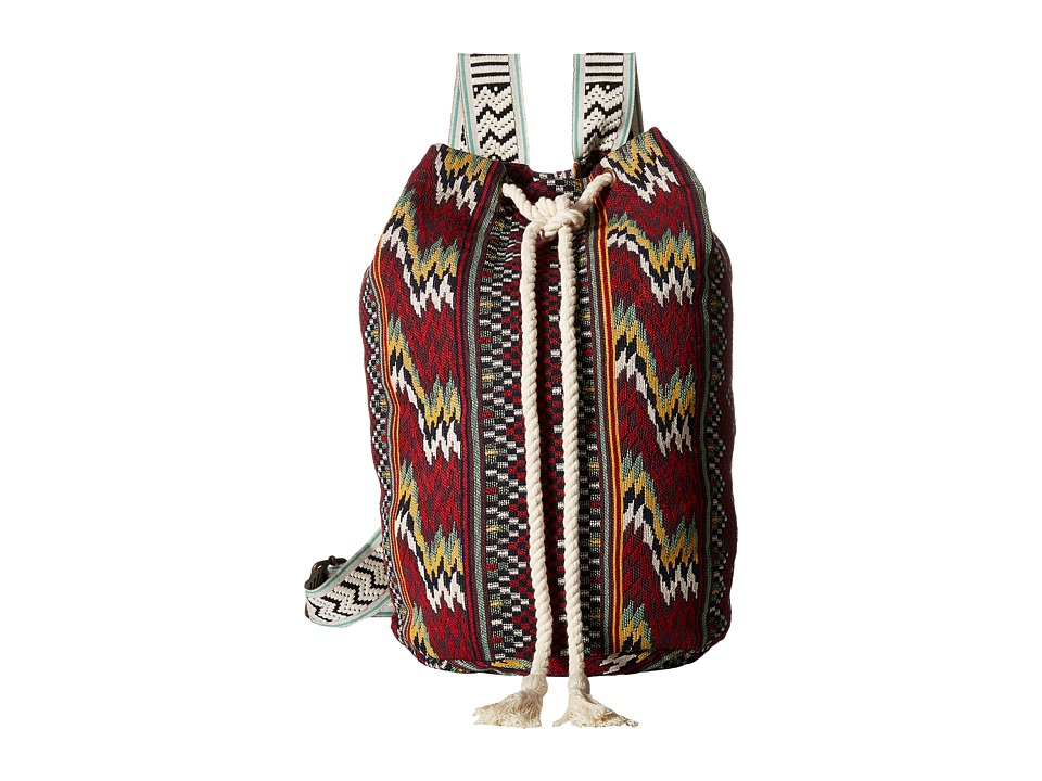 Billabong - Bonfire Beachin Backpack (Multi) Backpack Bags