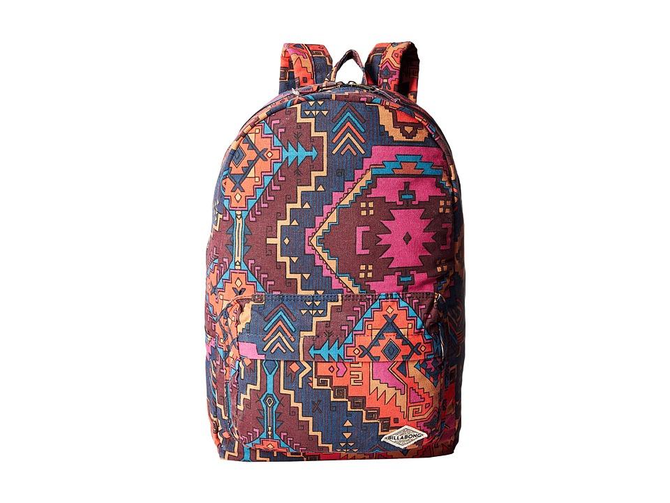 Billabong - Hand Over Love Backpack (Multi) Backpack Bags
