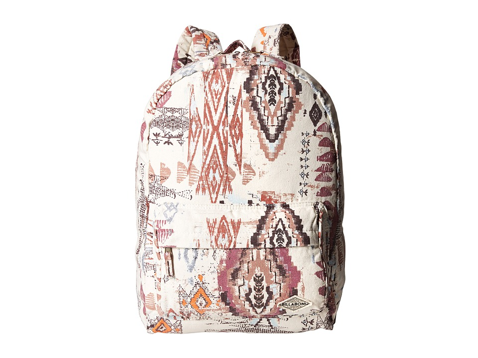 Billabong - Hand Over Love Backpack (White Cap 2) Backpack Bags