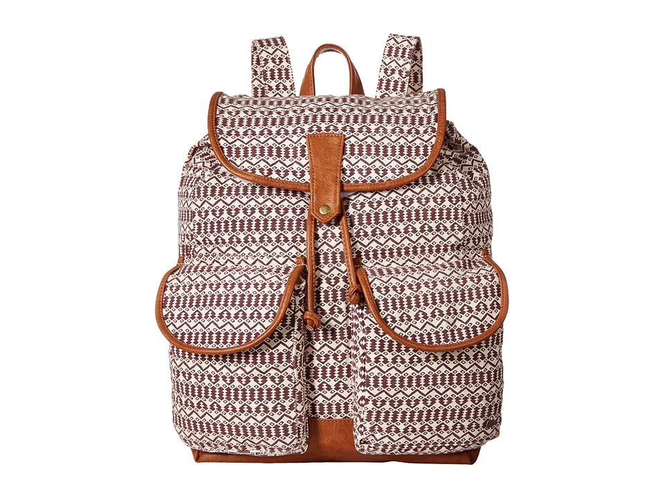 Billabong - Midnight Moonz Backpack (Mystic Maroon) Backpack Bags