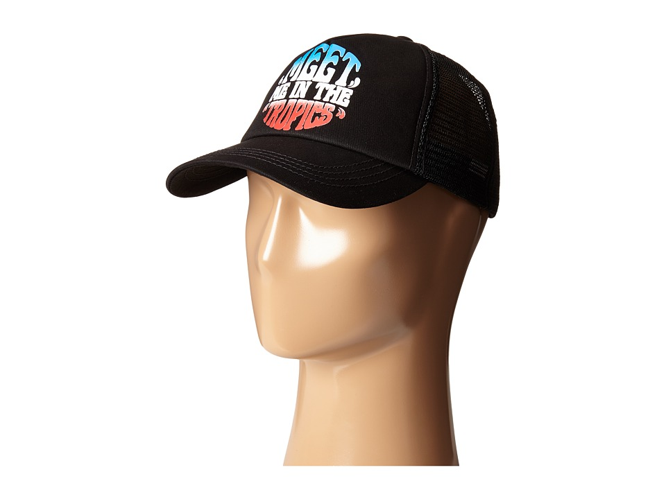 Billabong - Americana Amiga Hat (Off-Black) Baseball Caps