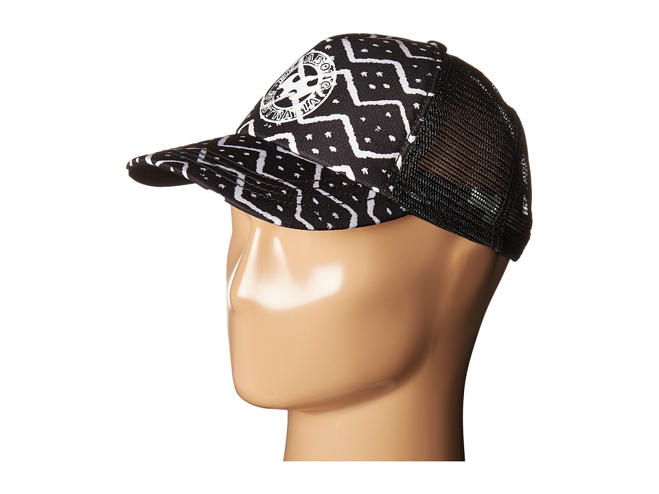 Billabong - Heritage Mashup Hat (Black) Baseball Caps