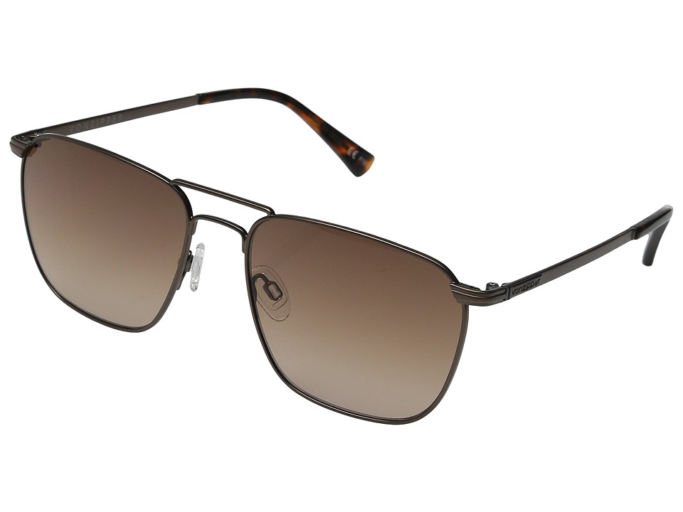 VonZipper - League (Antique Bronze/Brown Gradient) Sport Sunglasses