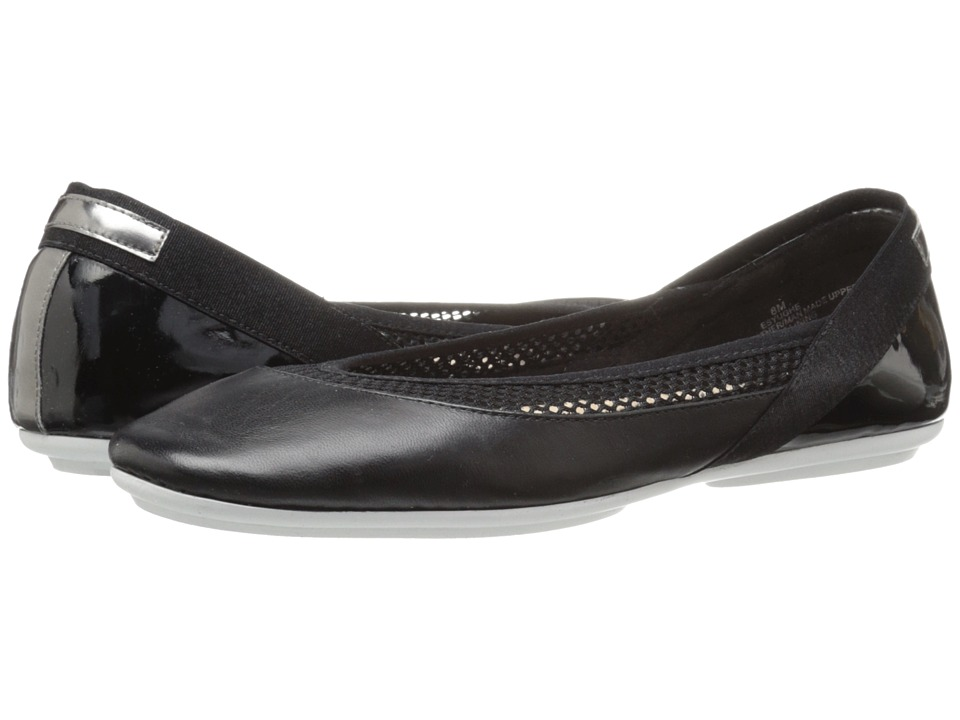 Easy Spirit - Yughe (Black) Women's Shoes
