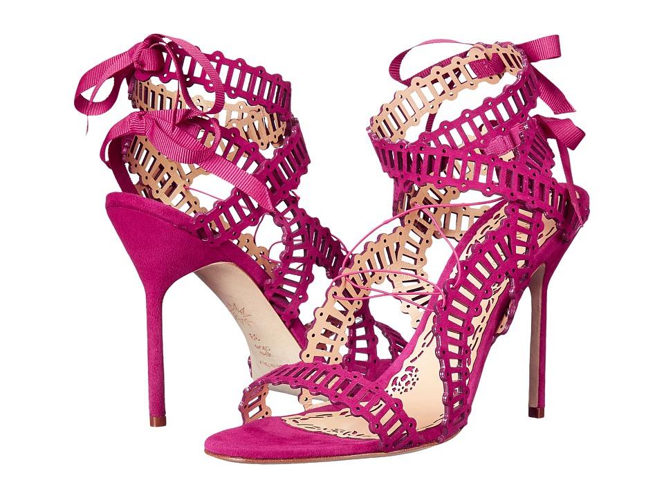 Marchesa - Stella (Fuchsia Suede) High Heels
