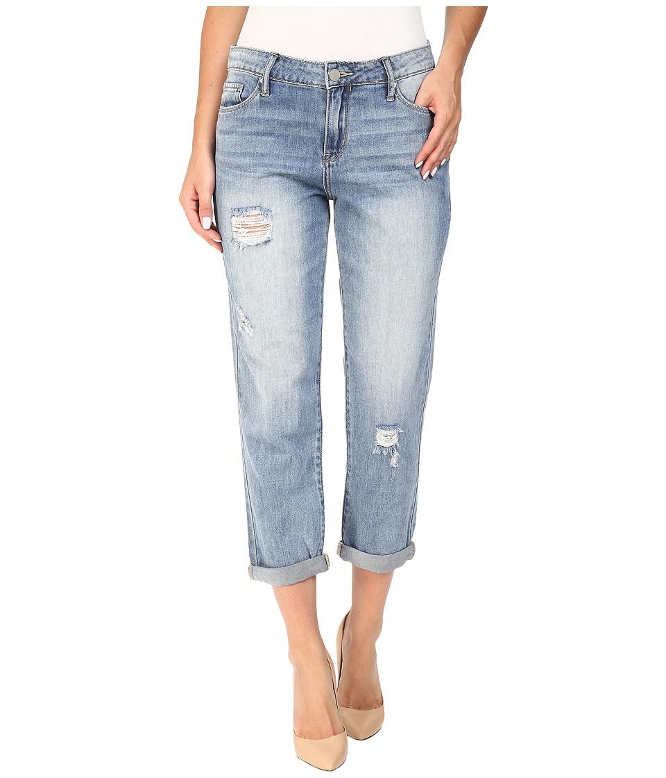 Calvin Klein Jeans - Boyfriend Jeans in Blue Glaze (Blue Glaze) Women's Jeans