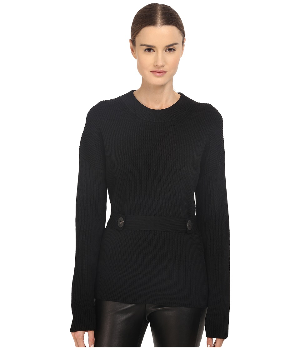 Neil Barrett - Oversize Jumper Sweatshirt (Black) Women's Sweater