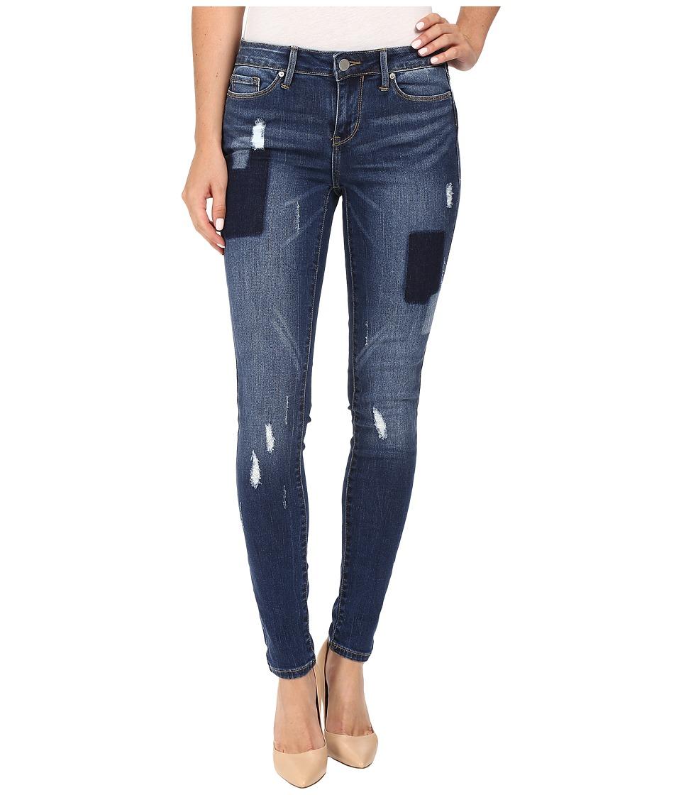 Calvin Klein Jeans - Leggings in Patchwork Indigo (Patchwork Indigo) Women's Jeans