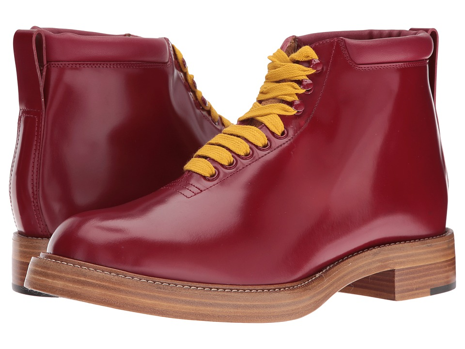 Vivienne Westwood - Tommy Boot (Red) Men's Boots