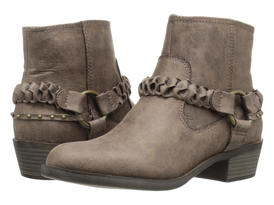 XOXO - Gabbie (Taupe) Women's Shoes