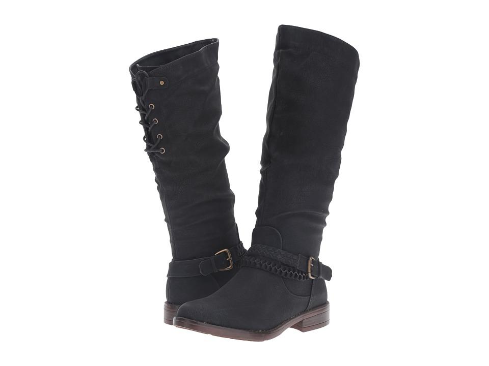 XOXO - Maylynne (Black) Women's Shoes