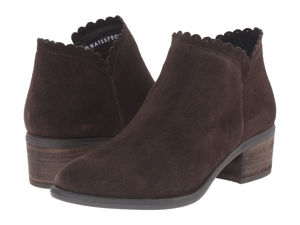 Blondo - Mae Waterproof (Brown Suede) Women