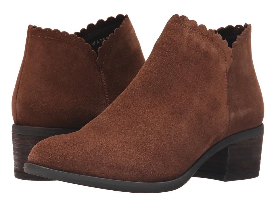 Blondo - Mae Waterproof (Tan Suede) Women's 1-2 inch heel Shoes
