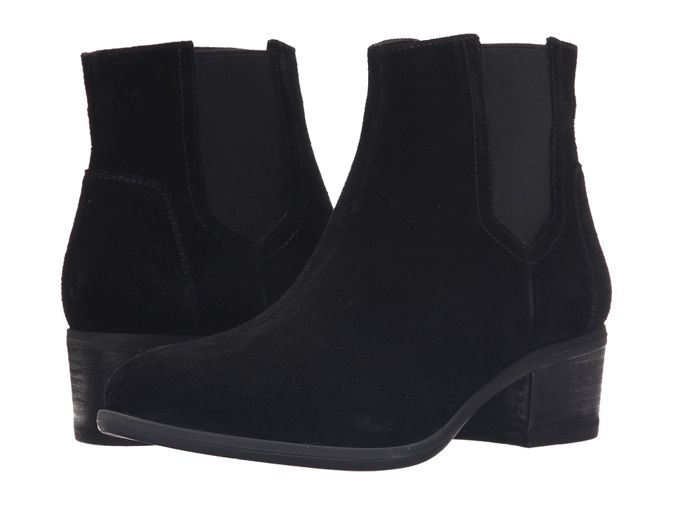 Blondo - Mandy Waterproof (Black Suede) Women