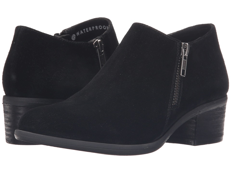 Blondo - Malaya Waterproof (Black Suede) Women