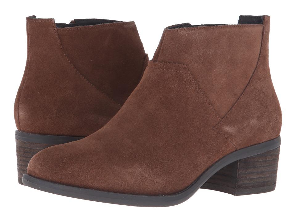 Blondo - Maddie Waterproof (Tan Suede) Women's 1-2 inch heel Shoes