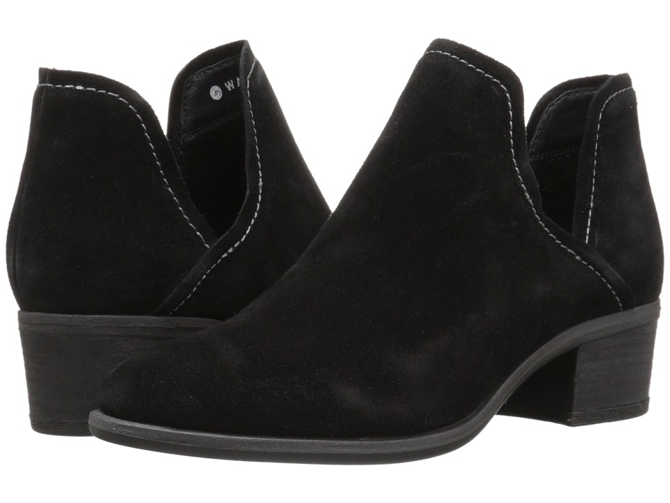 Blondo - Marcella Waterproof (Black Suede) Women