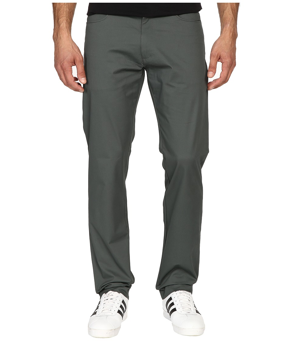Calvin Klein - Four-Pocket Sateen Bowery Pants (Urban Chic) Men's Casual Pants