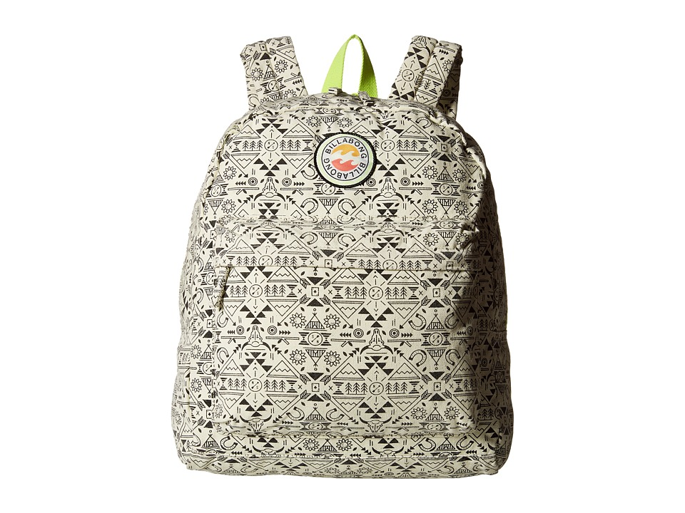 Billabong - Play Date Backpack (Little Kids/Big Kids) (White Cap) Backpack Bags