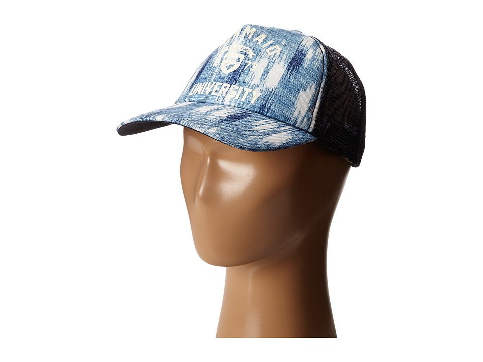 Billabong - Fairview Trucker Hat (Little Kids/Big Kids) (Indigo) Caps