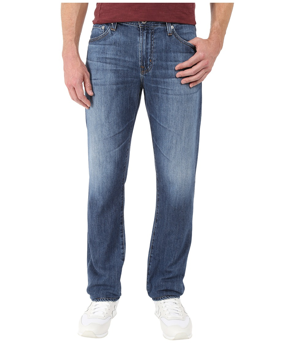 AG Adriano Goldschmied - Graduate Tailored Leg Denim in Retreat (Retreat) Men's Jeans