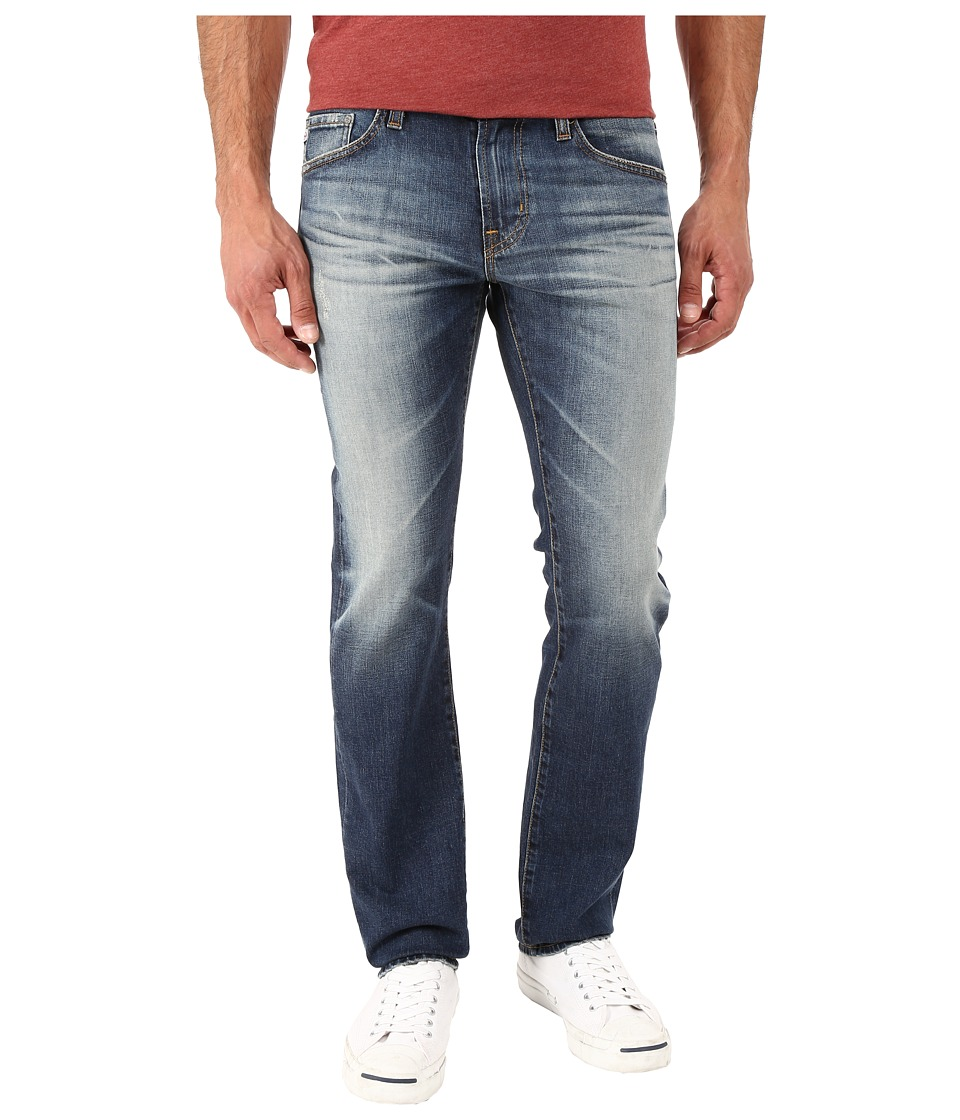 AG Adriano Goldschmied - Matchbox Slim Straight Denim in 10 Years Atlas (10 Years Atlas) Men's Jeans