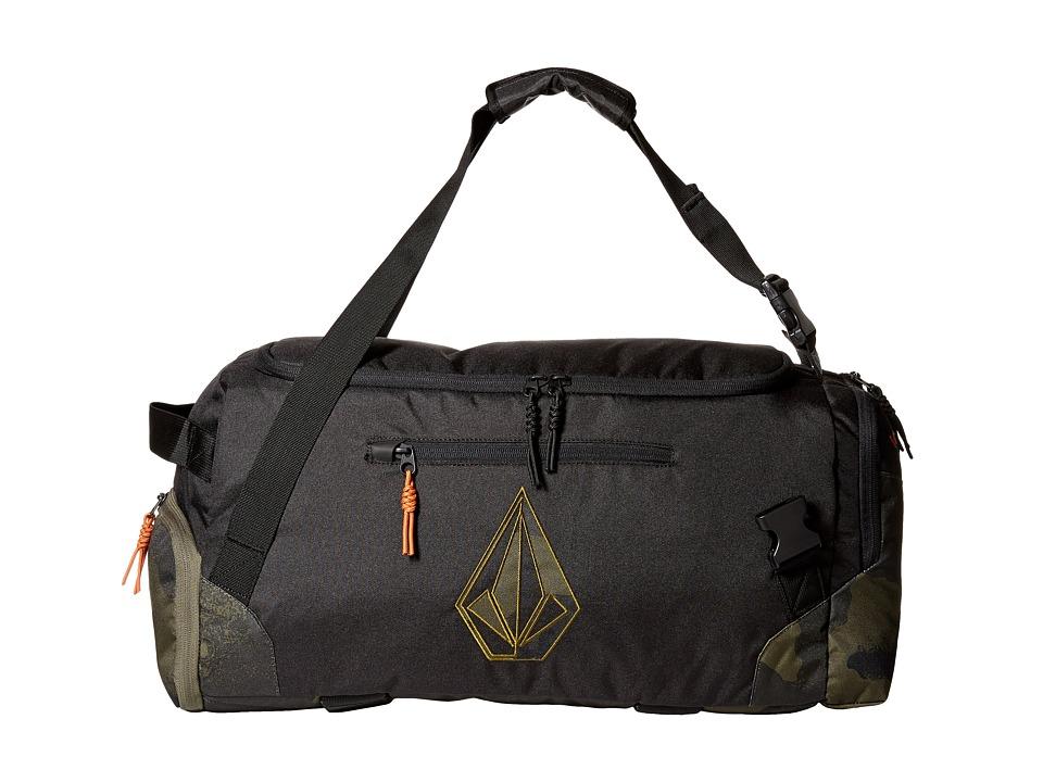 Volcom - Trekker Duffel (Vineyard Green) Duffel Bags