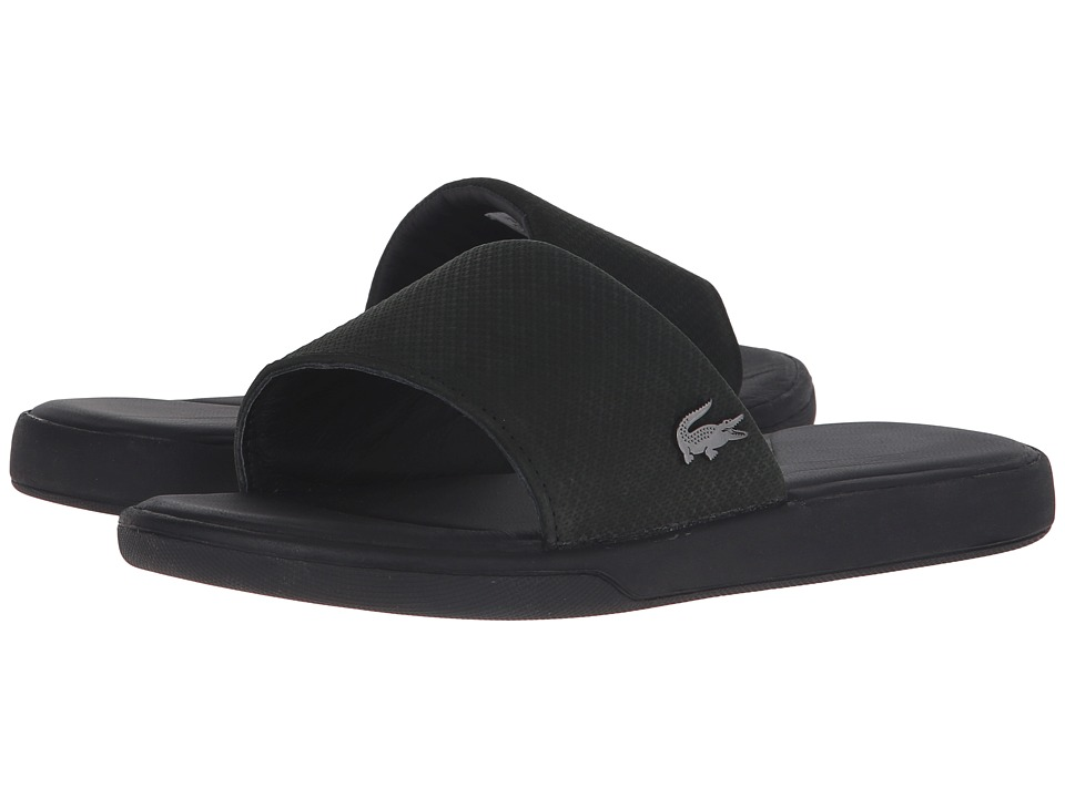 Lacoste L.30 Slide Casual Cam (Black) Men
