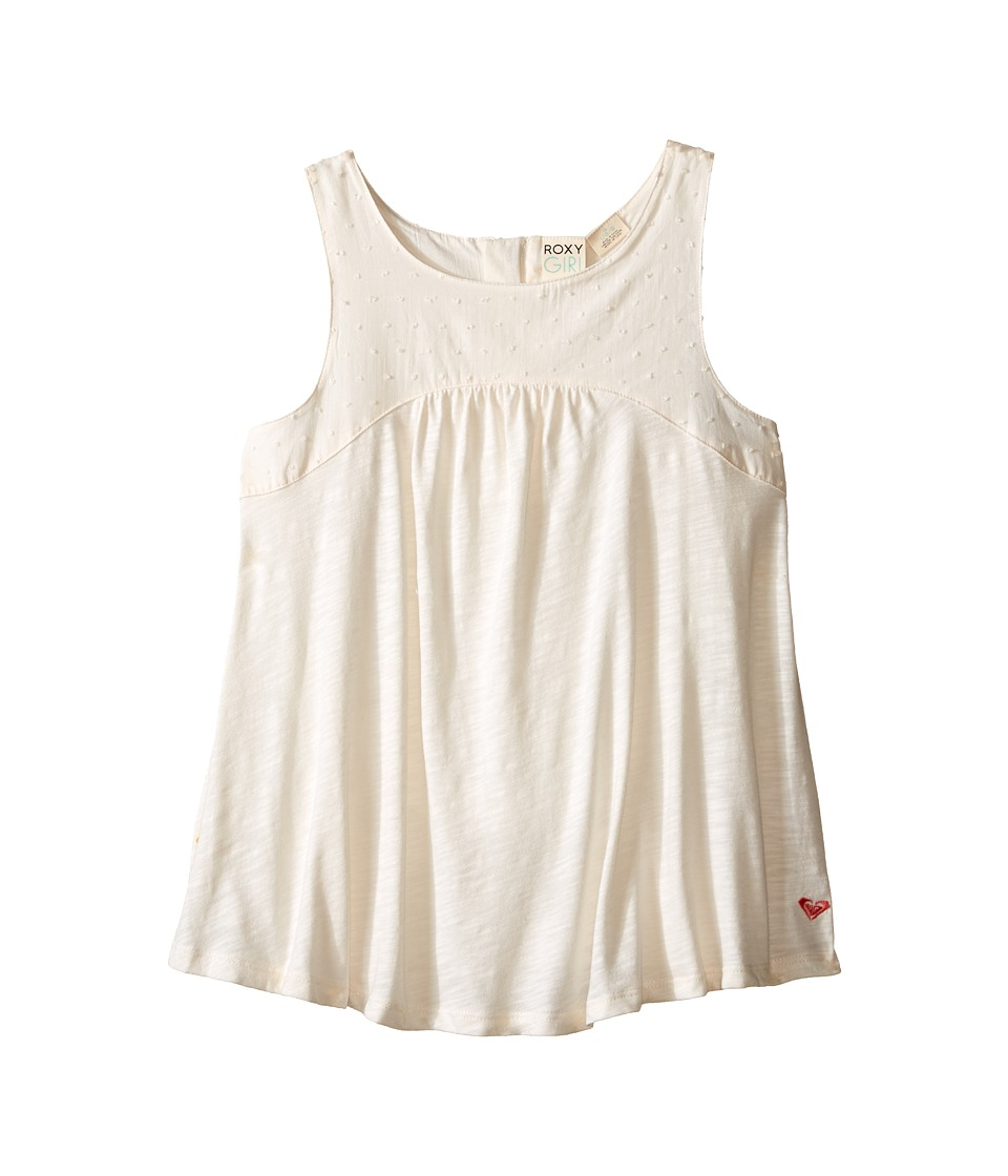 Roxy Kids - Beach Bummin Tank Top (Big Kids) (Sea Spray) Girl's Sleeveless
