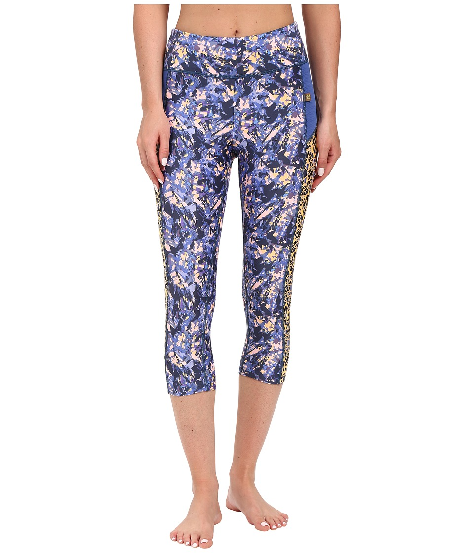 Maaji - Cari Falls Capri Pants (Multicolor) Women's Casual Pants