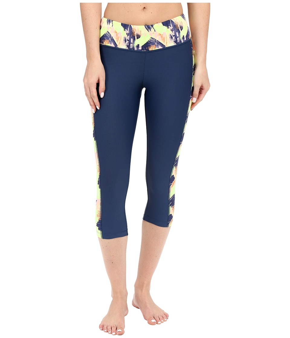 Maaji - Sunlit Soul Capri Pants (Multicolor) Women's Casual Pants