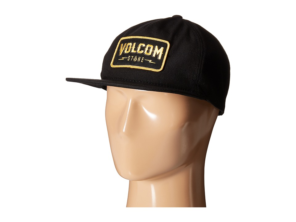 Volcom - Badger (Ink Black) Caps