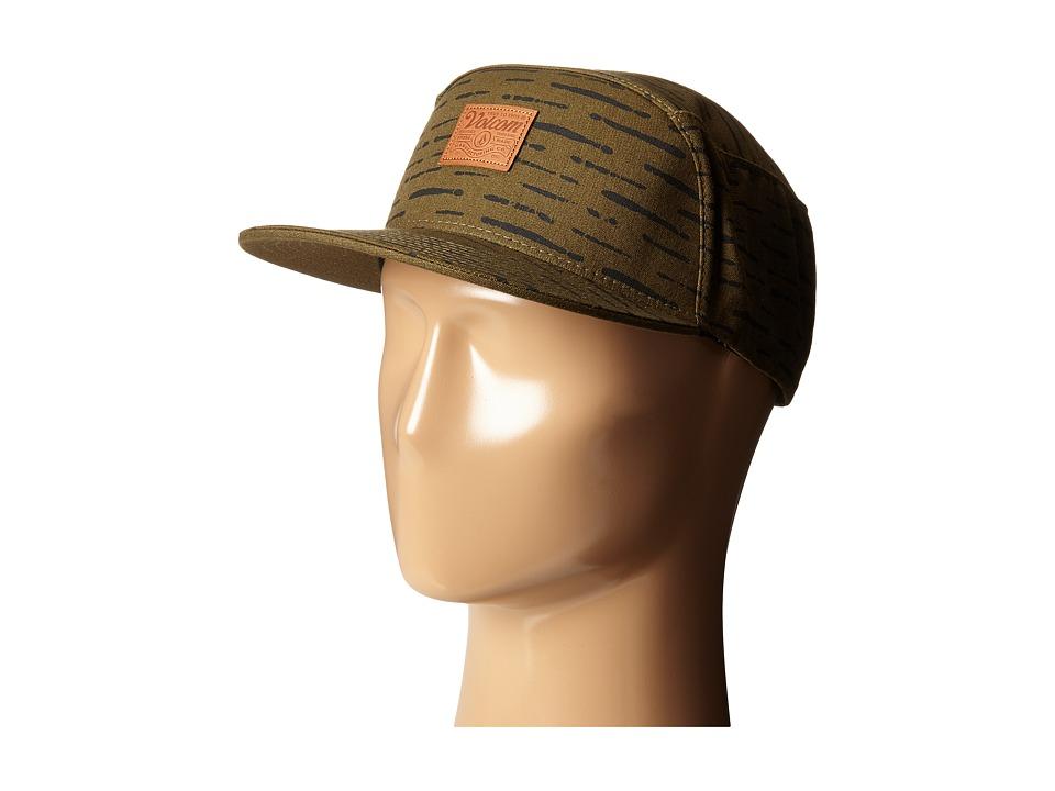 Volcom - Union (Military) Caps