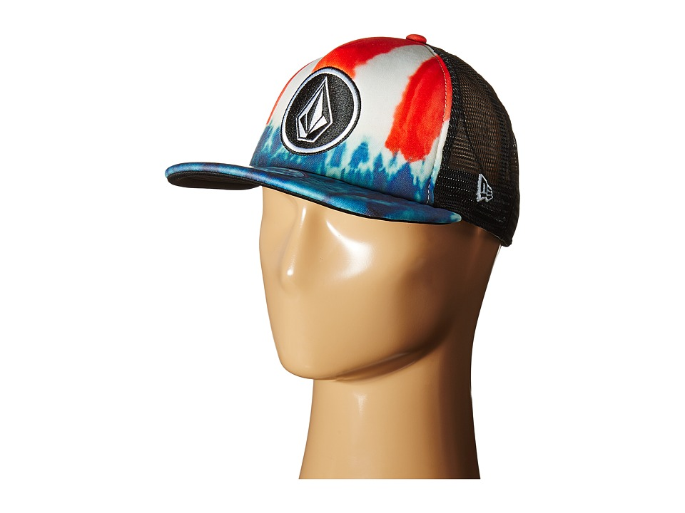 Volcom - Bar Star (Fiesta Red) Caps