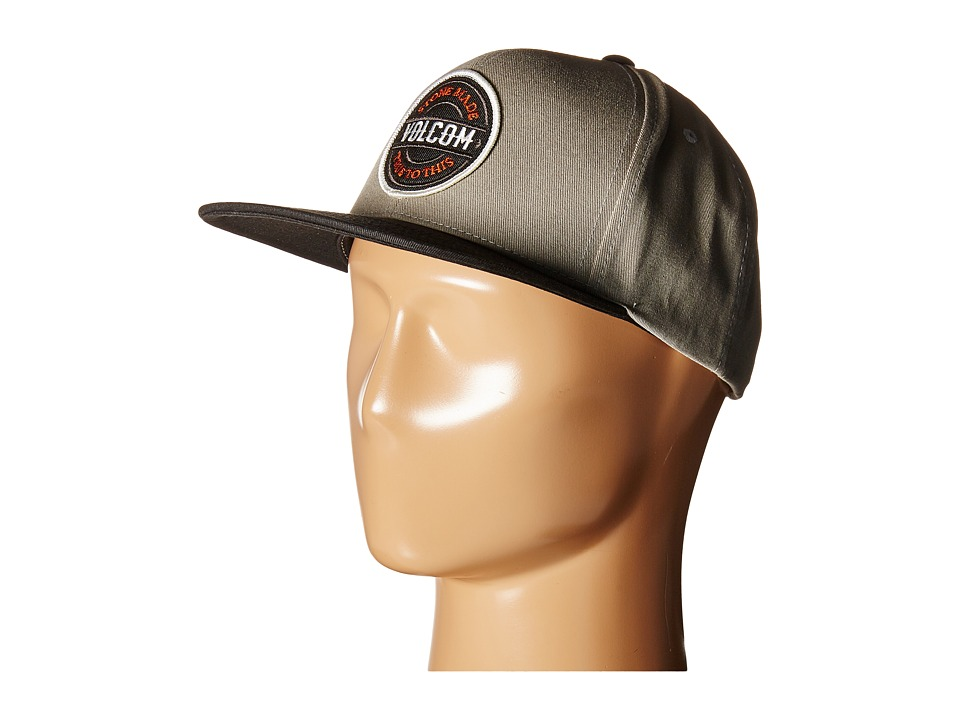 Volcom - Cresticle (Pewter) Caps