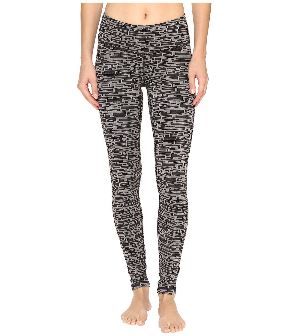 Lucy - Studio Hatha Leggings (Lucy Bar Jacquard) Women's Workout