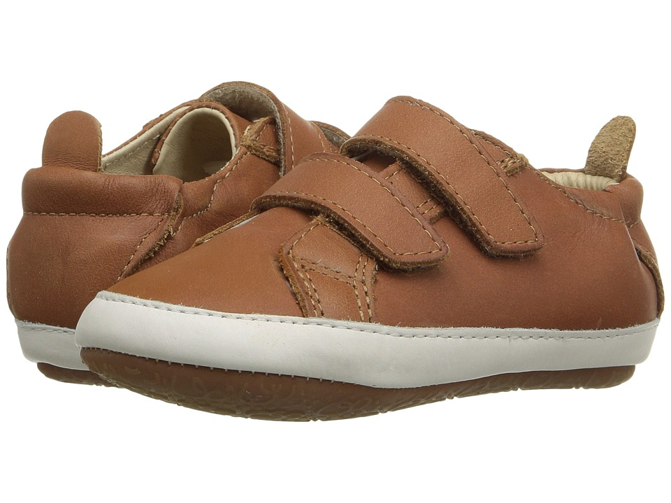Old Soles - Bambini Markert (Infant/Toddler) (Tan/White) Boy's Shoes