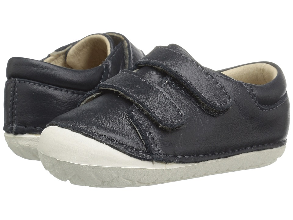 Old Soles - Pave Markert (Infant/Toddler) (Navy) Kids Shoes