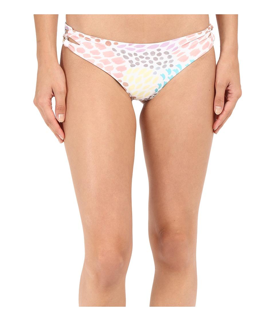 Tori Praver - Napili Bottom (Wild Animal Light) Women's Swimwear