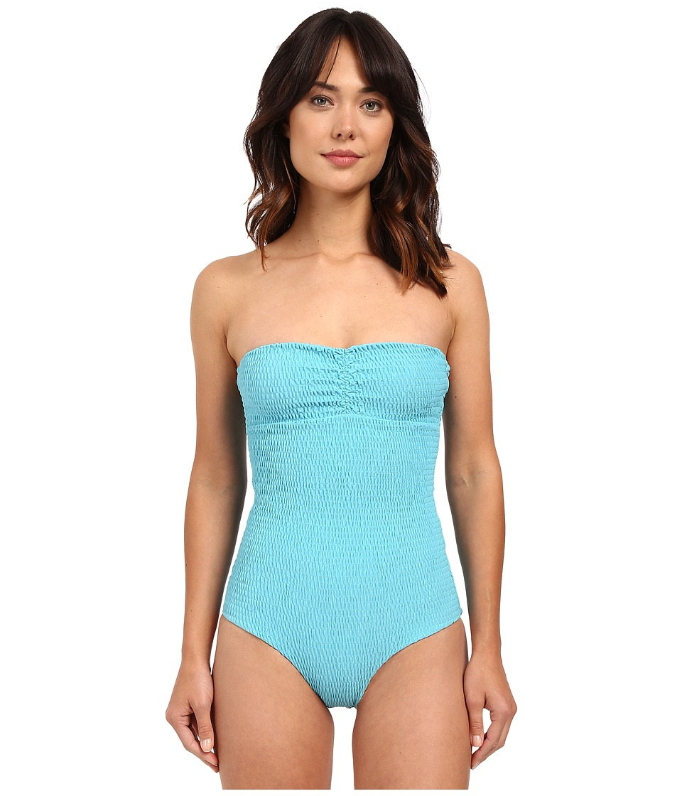 Tori Praver - Lucy Full Piece (Azul) Women's Swimsuits One Piece