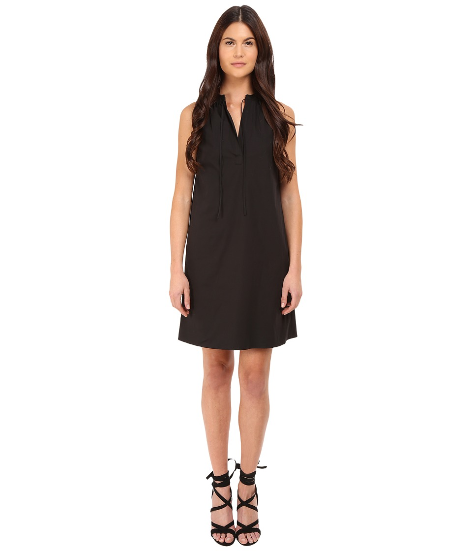 Theory Nallane Light Poplin Dress