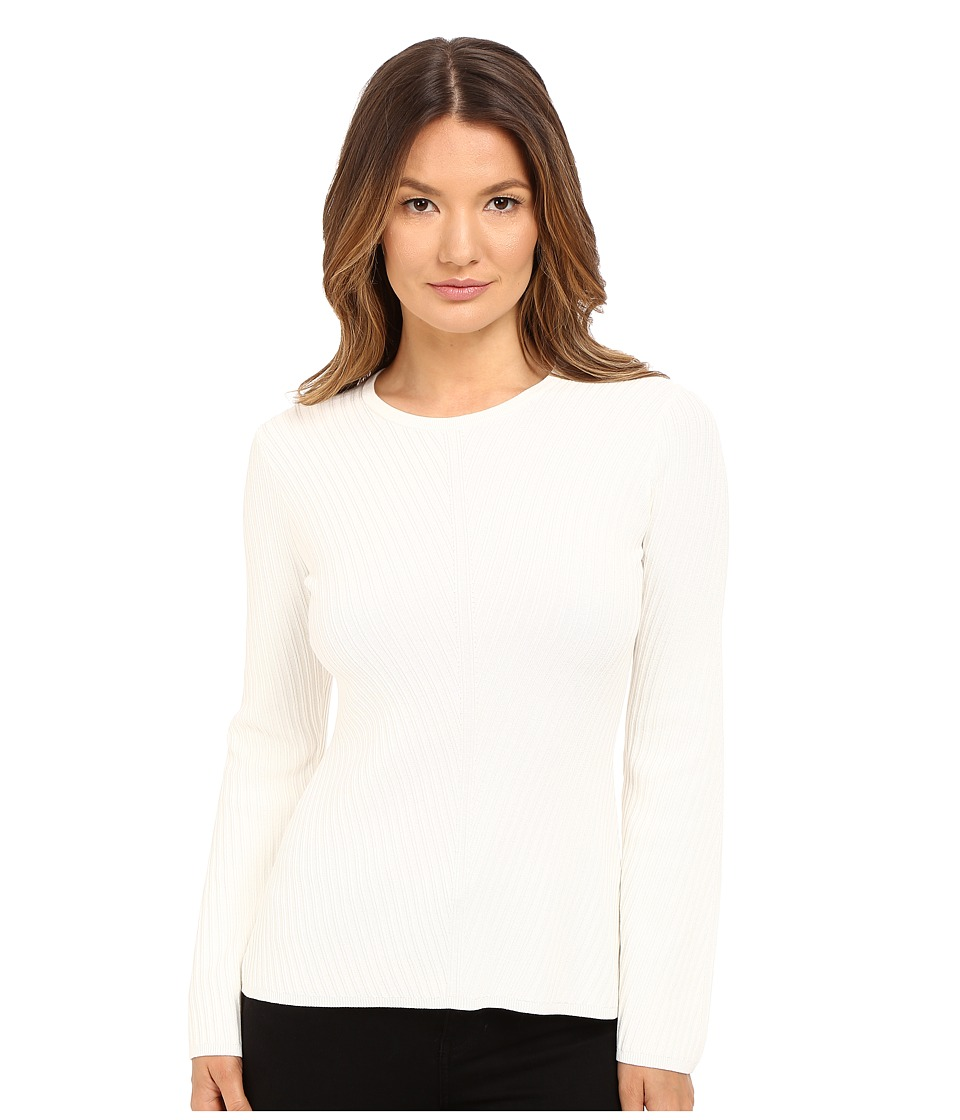 Theory - Adesia Prosecco Sweater (Eggshell) Women's Sweater