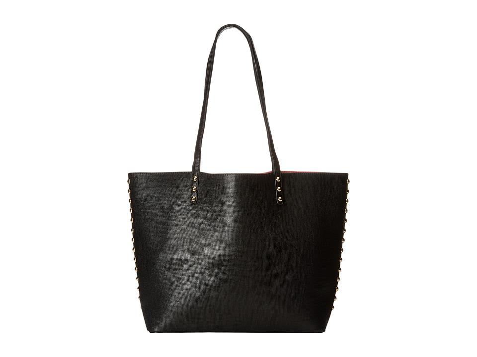 Gabriella Rocha - Gillian Studded Tote (Black) Tote Handbags