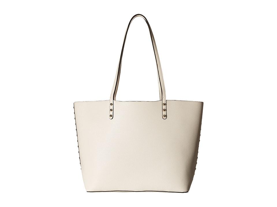 Gabriella Rocha - Gillian Studded Tote (Off-White) Tote Handbags