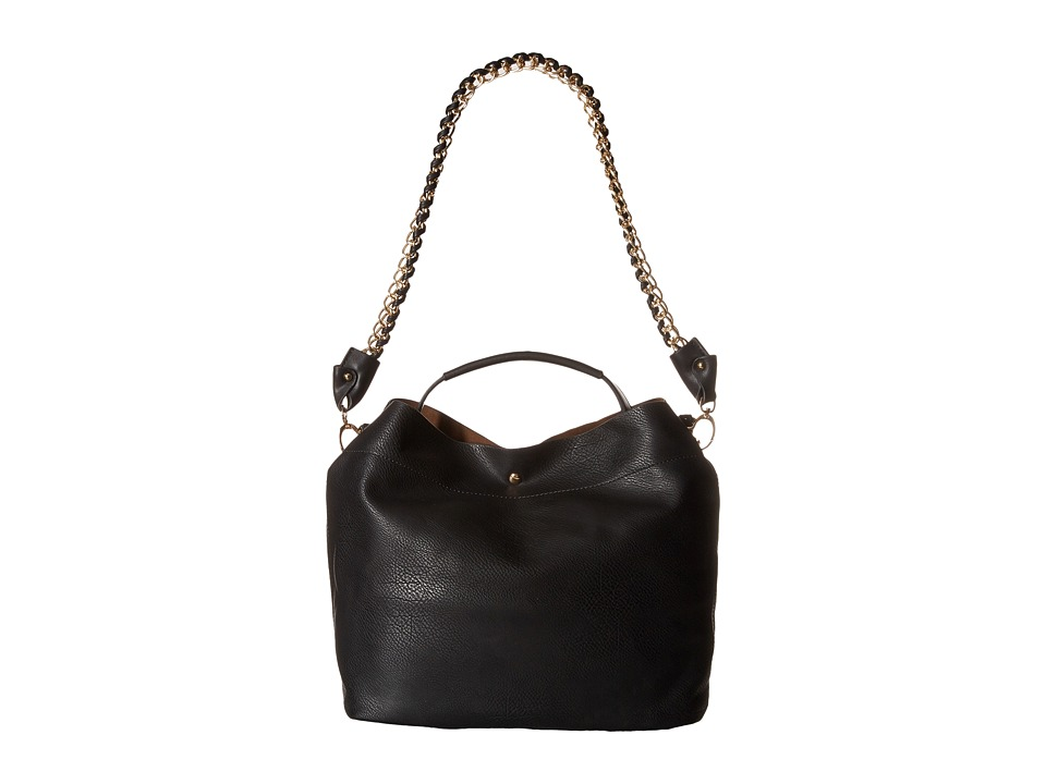 Gabriella Rocha - Cecily Tote with Shoulder Strap (Black) Tote Handbags