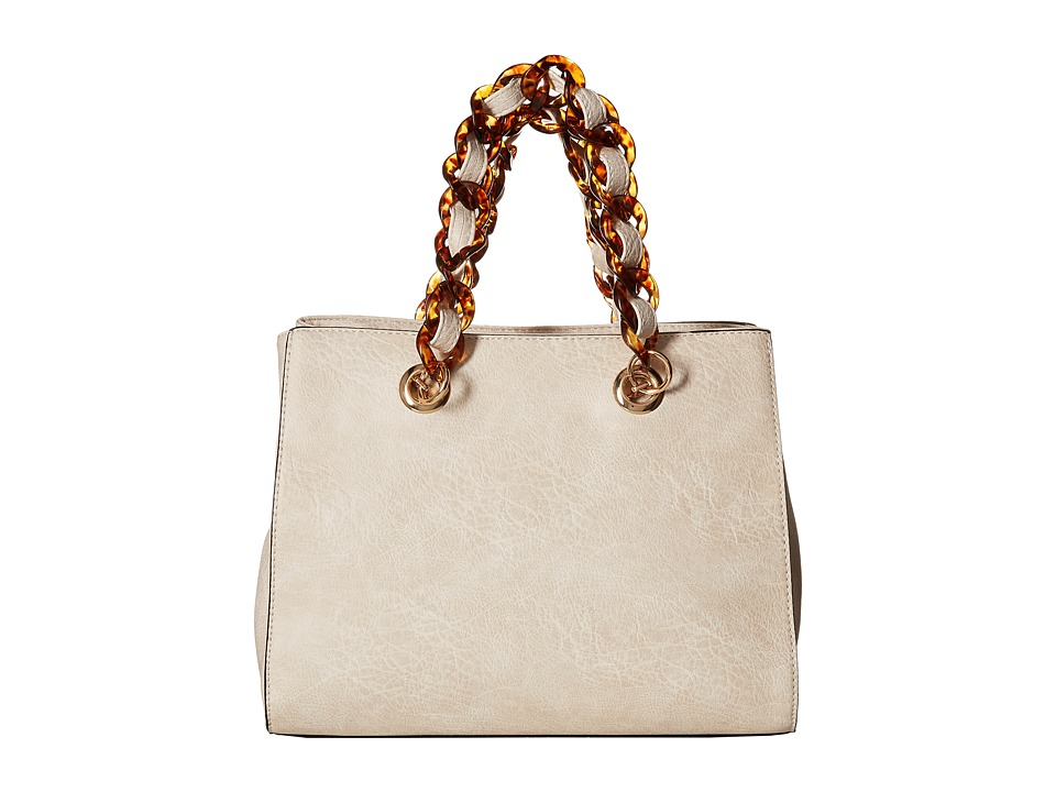 Gabriella Rocha - Pamela Purse with Chain Handle (Beige) Wallet Handbags