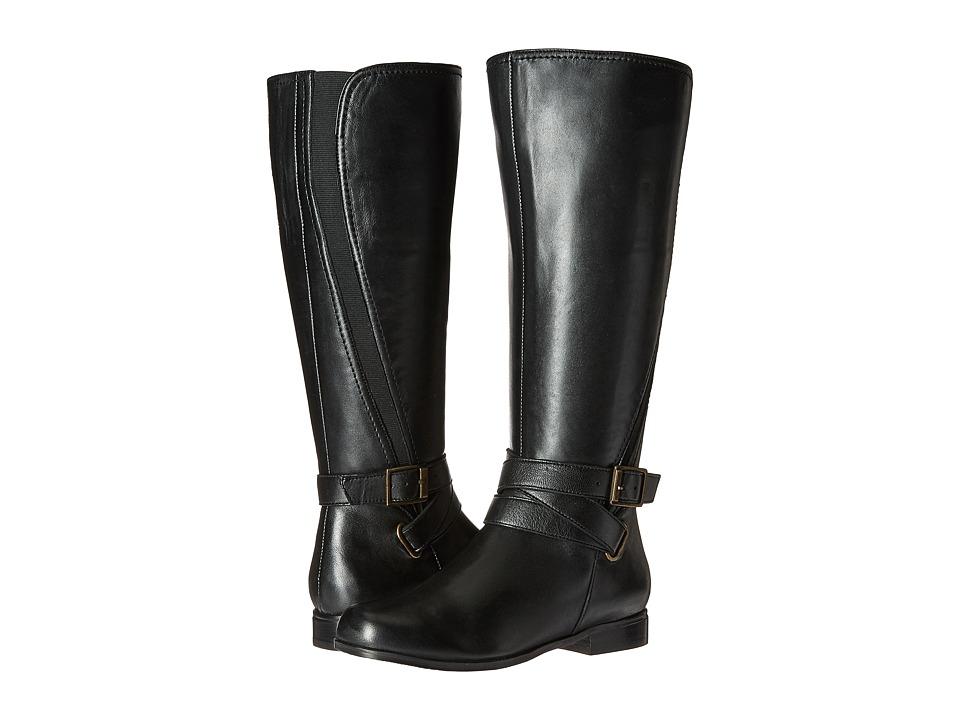 Walking Cradles - Tristan (Black Nappa) Women's Shoes