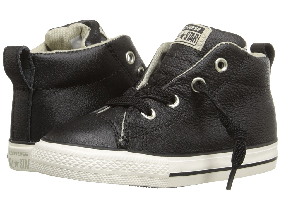... UPC 886954206572 product image for Converse Kids - Chuck Taylor All  Star Street Mid Leather ... e89b47c95